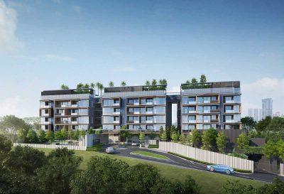 Peak-Residence-facade-development-artist-impression